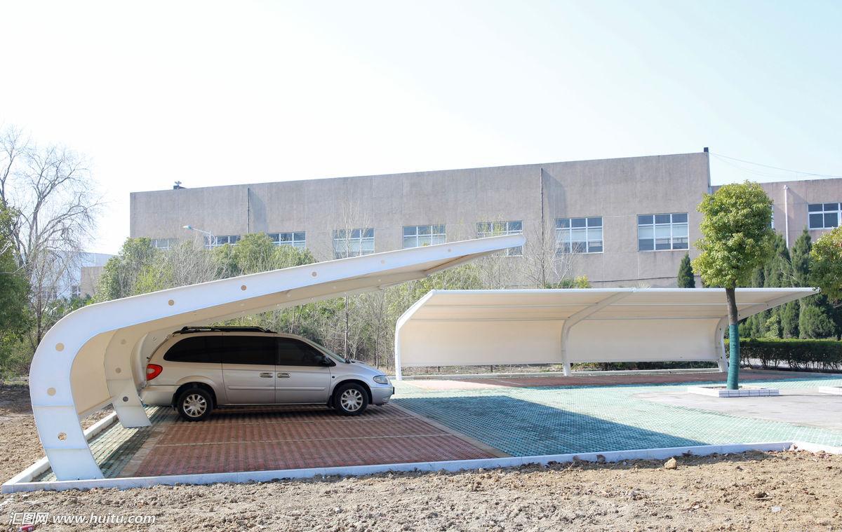 武汉膜结构工程中车棚如何进行设立